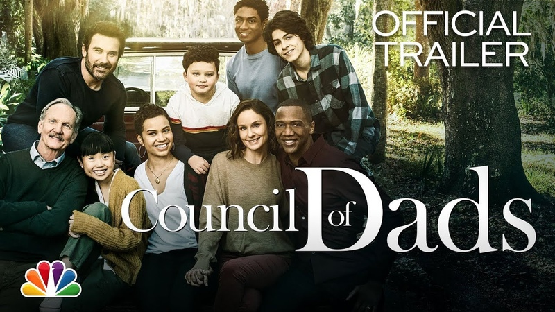 Новый трейлер сериала «Council of Dads», экранизации книги Брюса Фейлера